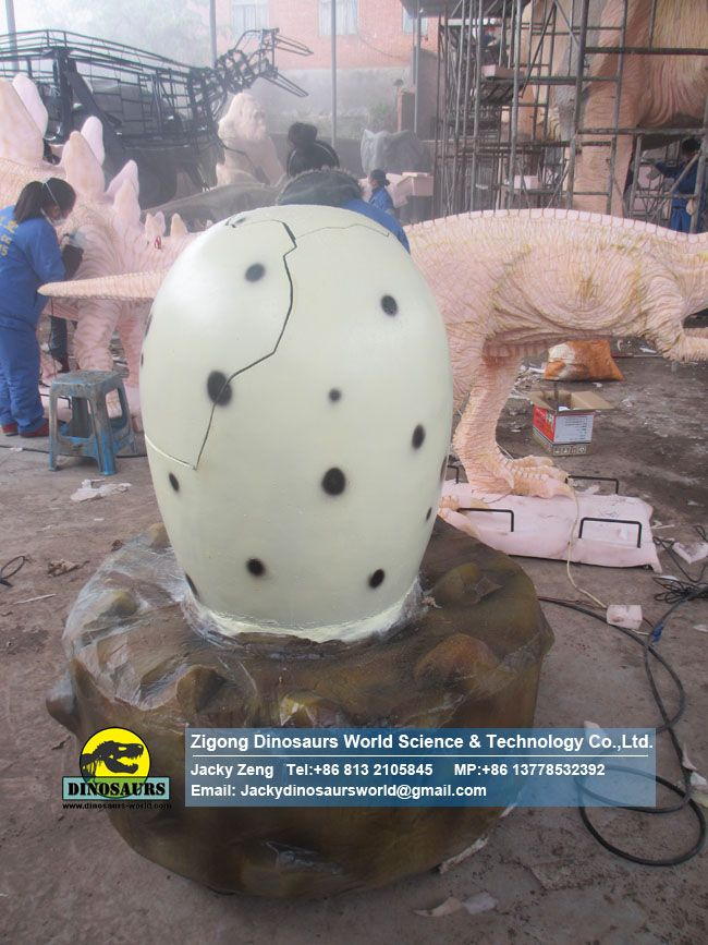 Artificial dinosaur eggs for adventure playground DWE004-2