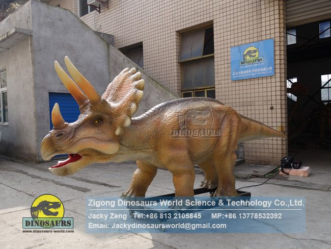 Large-scale simulation of mechanical Triceratops DWD222