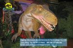 Restaurant decoration moving dinosaurs( Utahraptor ) DWD078