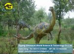 Walking with dinos in playground amusement park(Tochisaurus) DWD087