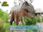 Outdoor playground equipment adventure real like dinosaurs DWD135