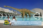 Amusement park children love Diplodocus DWD1331