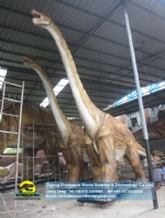 Paleontology Science Education Model Robotic Brachiosaurus DWD125-1