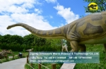 Life size Artificial Dinosaur Huge Mamenchisaurus Replicas DWD1472