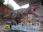 Dinosaur movie Jurassic world model Fiberglass T-Rex DWD213