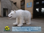 Super market used as amusement equipment polar bear DWA158