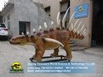 Life size artificial dinosaur Jurassic world Kentrosaurus 肯氏龙 DWD235